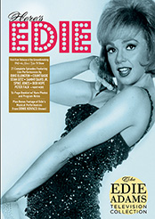 Here's Edie The Edie Adam Television Collection