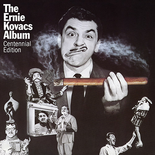 The Ernie Kovacs Album